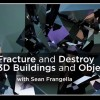 How To Fracture Buildings And Objects In Cinema 4D