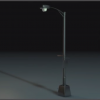 How To Model A Street Lamp In Cinema 4D