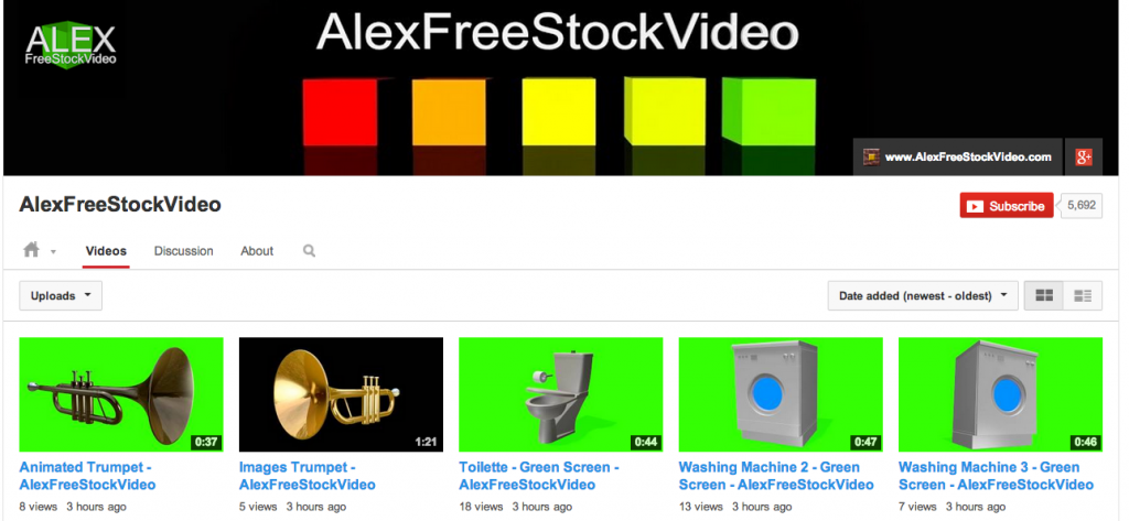 AlexFreestockvideo