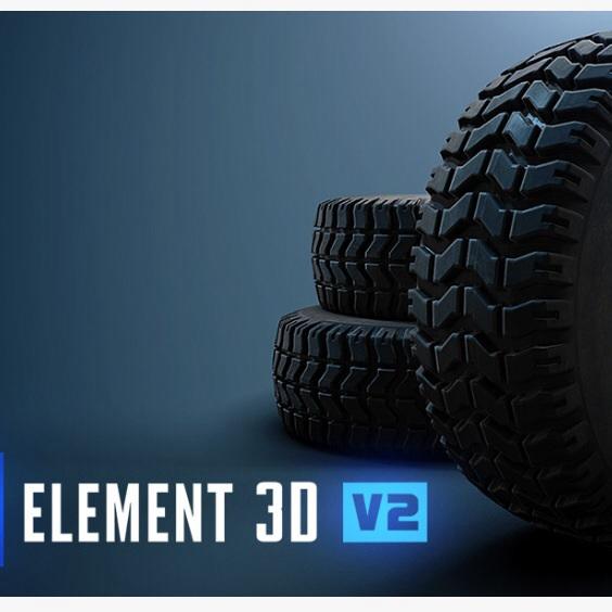 Element 3D 2.0